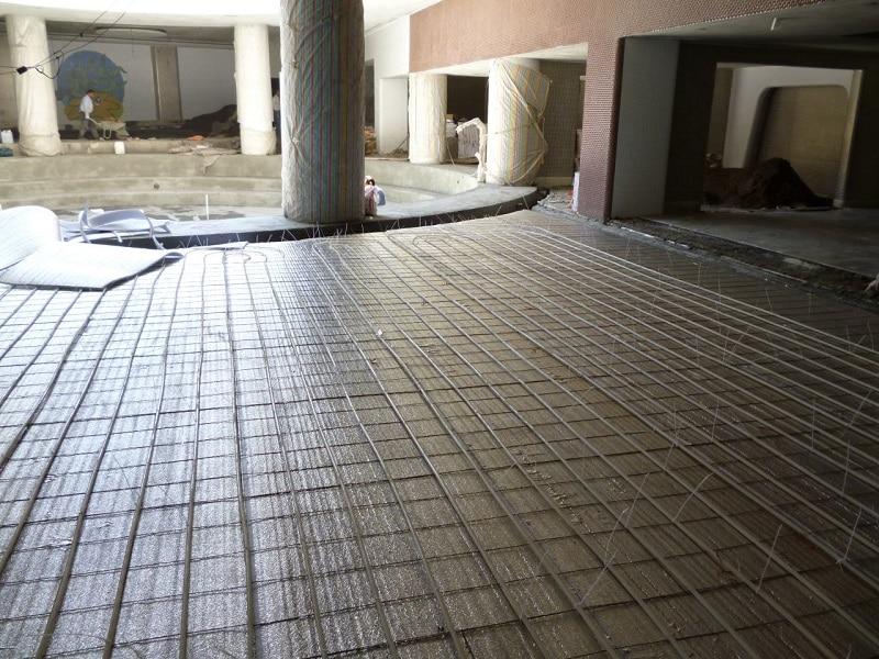 Photo of گرمایش از کف ساختمان اداری