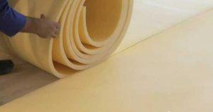 فوم گرمایش از کف